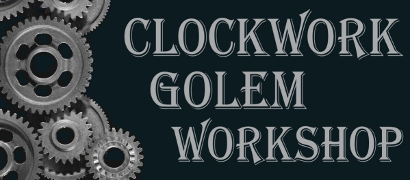Clockwork Golem Workshop